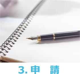 3.申 請